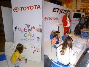 Toyota lanza la segunda edición de su certamen de dibujo para jóvenes