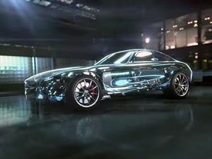 Mercedes lleva tecnología de la F1 al AMG GT