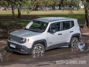 Jeep Renegade presenta tres nuevas versiones en Argentina