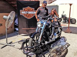 JumpStart en Chile: El sueño de manejar una Harley-Davidson