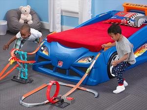 Nueva cama de Hot Wheels es el sueño de muchos