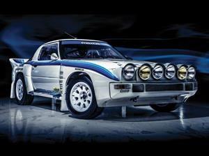 Un exclusivo Mazda RX-7 Group B 1985 sale a subasta