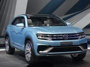 Volkswagen Cross Coupé GTE concept, el futuro SUV