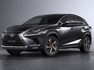 Lexus NX se actualiza