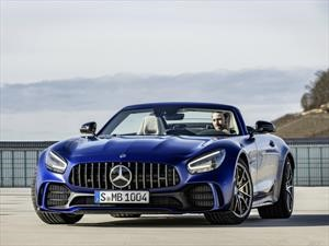Mercedes-AMG GT R Roadster, despeinados y felices