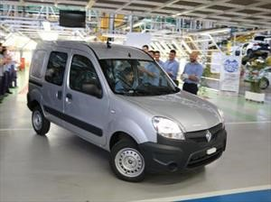 Adiós: Se produjo la última unidad de la Renault Kangoo