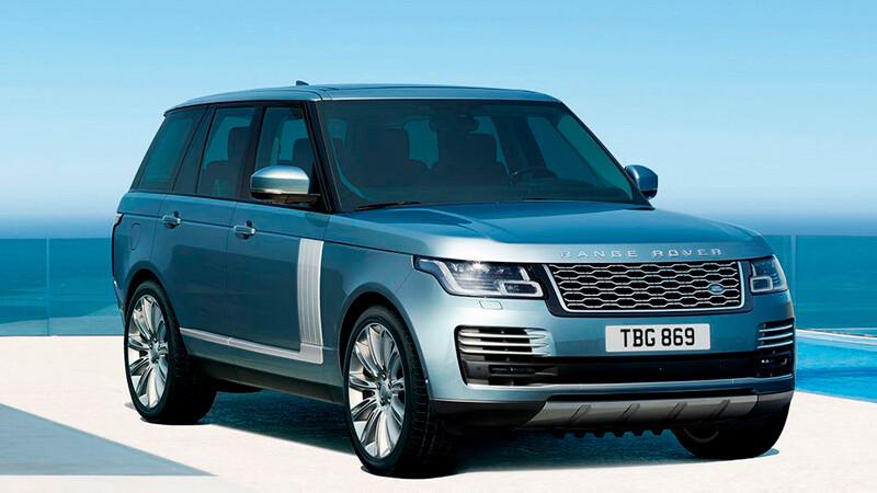 Land Rover Range Rover 2021 llega a México, festeja 50 años con una edición especial