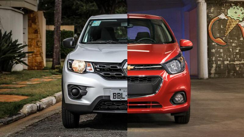 Renault KWID vs Chevrolet Beat, ¿cuál de estos subcompactos es mejor compra?