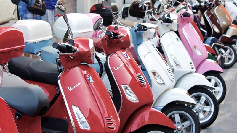 Mercado de motos en Chile: números azules en 2020