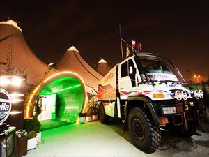 Orobica Raid Team de Themac y Kaufmann preparan debut en Dakar 2013
