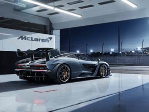 McLaren piensa un futuro eléctrico y con la mira en Argentina
