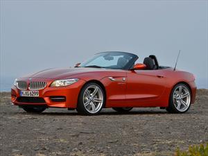 BMW Z4 2013 presenta actualizaciones menores