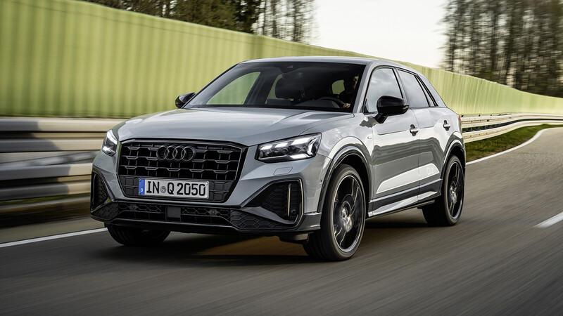 Audi estrena al Q2 2021 en Chile con mejoras en diseño y tecnología