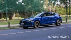 Primer contacto con el Hyundai Veloster Turbo 2019
