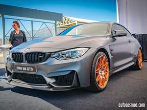 BMW M4 GTS es la estrella del M Power Tour Chile 2017