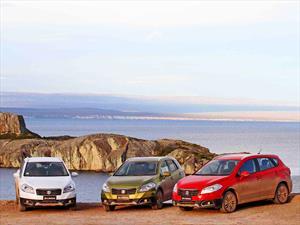 Nuevo Suzuki S-Cross debuta en Chile