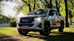 Toyota Hilux GR S, un primer contacto fuera de la ciudad