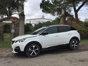 Peugeot 3008 2017, primer contacto
