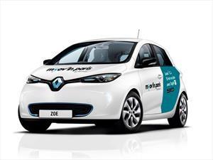 Renault propone un nuevo sistema de carsharing en París
