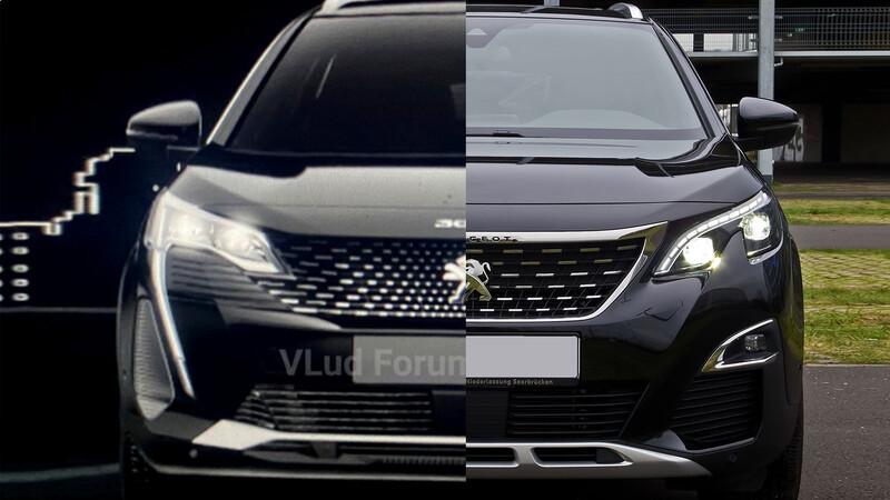 Peugeot 3008: así sería su renovación