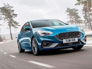 Ford Focus ST 2019 trae 270 Hp