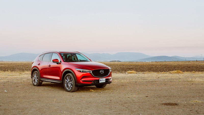 ¿Cuánto cuesta tener una Mazda CX-5 2021?