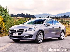 Peugeot 508 2015: A prueba