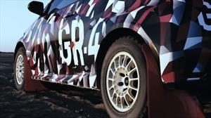 Toyota Yaris GR-4, con tracción integral y ADN de rally