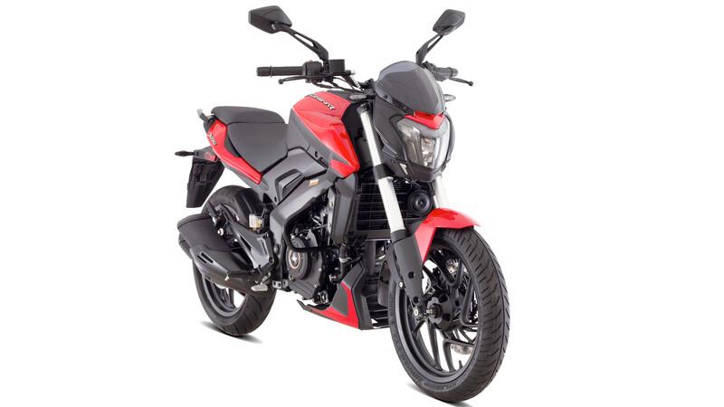 Bajaj presenta la nueva Dominar 250