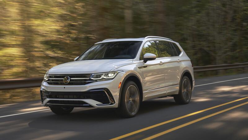 Volkswagen Tiguan 2022 se actualiza