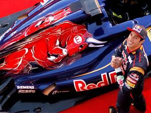 F1: Toro Rosso cambia el motor Ferrari por Renault en 2014