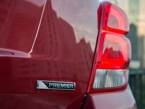 Chevrolet cambia la denominación LTZ a PREMIER