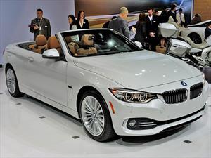 BMW presenta el Serie 4 Cabrio