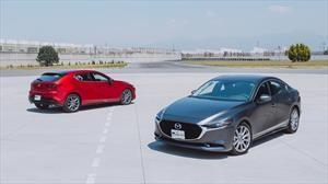 Mazda3 sedán vs Mazda3 hatchback, ¿con cuál te quedas?