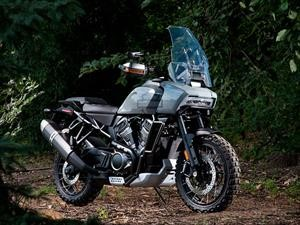 Harley Davidson enfrenta al futuro con nuevas motos: doble propósito, streetfighters y eléctricas