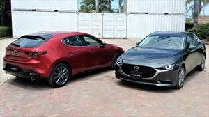 Mazda3 designado como Women's World Car of the Year 2019