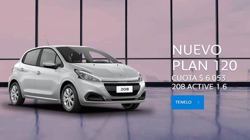 Compra tu Peugeot 0km en 120 cuotas
