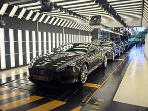"Aston Martin DB9 dice adiós con el ""Last of 9"" Edition"