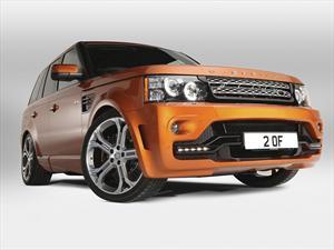 Range Rover Sport  llevado al extremo por Overfinch