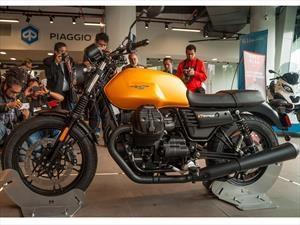 Moto Guzzi V7 III Stone debuta