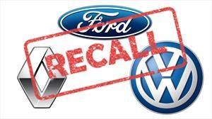 Ford, Volkswagen y Renault llaman a revisión a cinco modelos en Argentina
