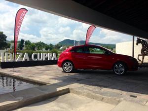 SEAT Ibiza CUPRA 2015 llega a México en $315,500 pesos