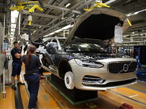 Volvo V90 2017 inicia producción