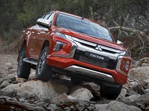 Mitsubishi L200 2019, nueva cara y más tecnología para seguir liderando rankings