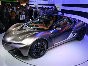 Yamaha Sports Ride Concept, el kei car deportivo