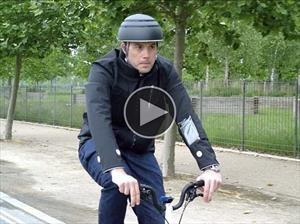 Video: El piloto inteligente de Ford para los ciclistas