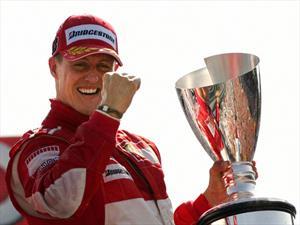 ¿Está Schumacher cerca del alta?
