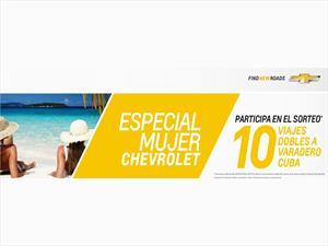 Chevrolet Chile sorteará 10 viajes dobles a Varadero Cuba