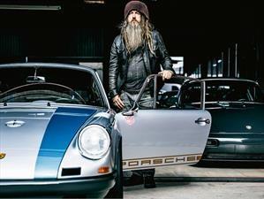 Magnus Walker, el excéntrico coleccionista de Porsche