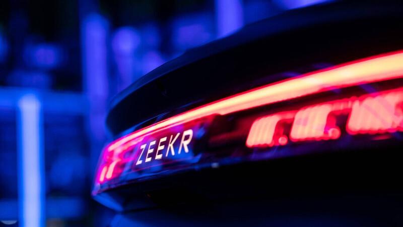 Geely apuesta a que Zeekr conformará el 30% de sus ventas anuales para 2025
